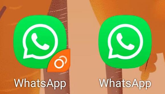 Tu móvil doble SIM recibirá las notificaciones de ambos WhatsApp y tendrás a tu disposición todas las conversaciones y Estados: las dos aplicaciones funcionarán de manera independiente. (Foto: Xatakandroid)