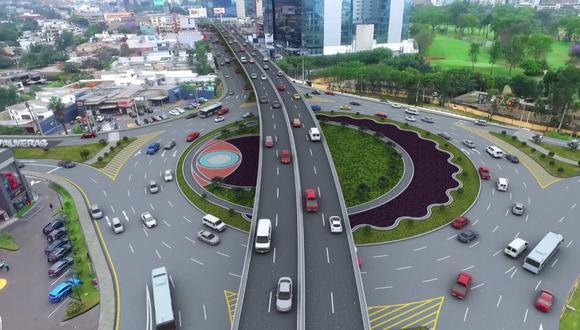 Los trabajos anunciados por la comuna capitalina incluyen ciclovías, áreas semaforizadas. (Foto: MML)