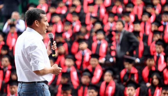 Gobierno de Ollanta Humala: Agotado y desgastado