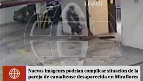 El video que contradice a esposo de canadiense desaparecida