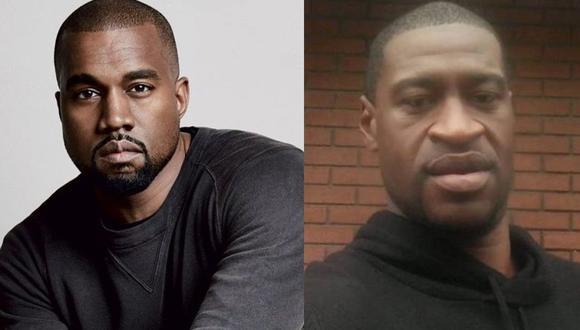 Kanye West anunció a través de su representante que pagará la totalidad de la carrera universitaria de la hija de George Floyd, Gianna Floyd. (Foto: Difusión)