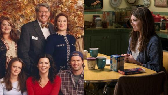 """""""Gilmore Girls: Un Nuevo Año"""", en el 2016, Netflix lanzó un spin off de cuatro episodios. (Foto: Netflix)"""