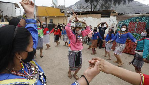 """""""Actualmente, en el Perú tenemos 55 comunidades indígenas, que habitan en más de 8.900 localidades"""", precisa Molina."""