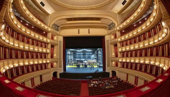 La Ópera de Viena reabre sus puertas para 100 espectadores como máximo. (Foto: EFE)