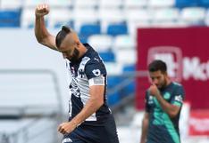 Monterrey venció 3-1 a Puebla por la fecha 14 de la Liga MX [RESUMEN]