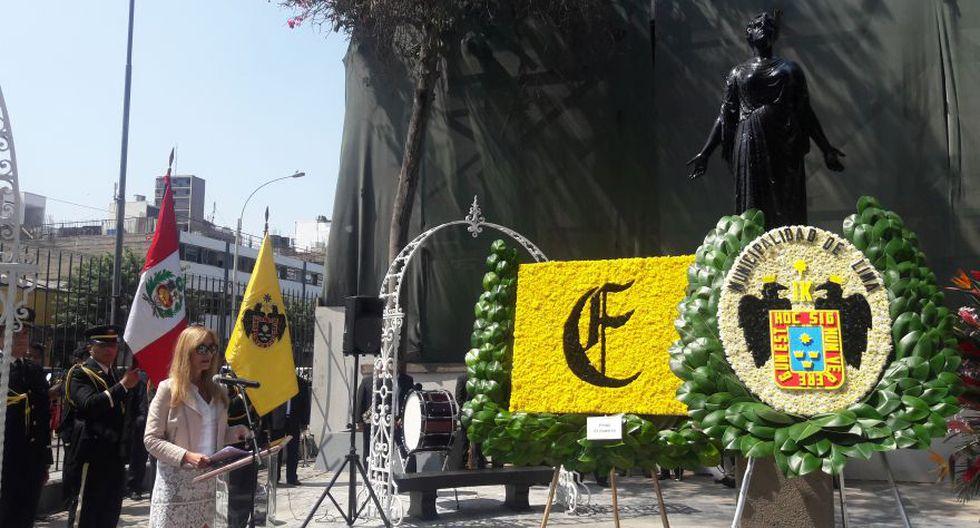 Municipio de Lima rindió homenaje a María Laos de Miró Quesada - 7