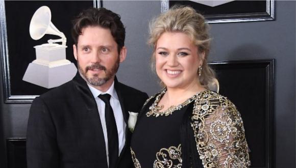 Kelly Clarkson se separa de Brandon Blackstock. (Foto: AFP)