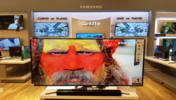Smart TV representan el 70% de la venta de televisores