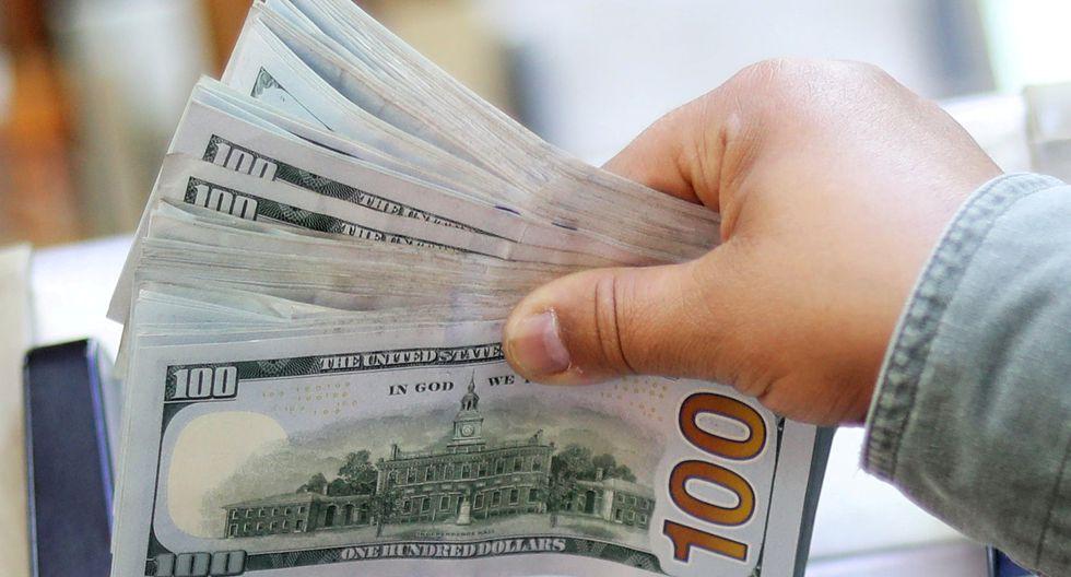 El dólar mayorista se apreció 5,27% en junio. (Foto: Reuters)