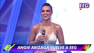 """Esto es Guerra: Angie Arizaga oficializa su romance con Jota Benz: """"Estoy enamoradísima"""""""