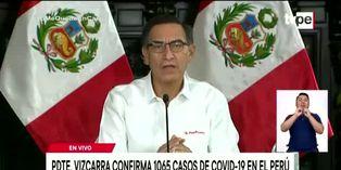 Coronavirus en Perú: aumentan a 1065 casos de infectados por COVID-19