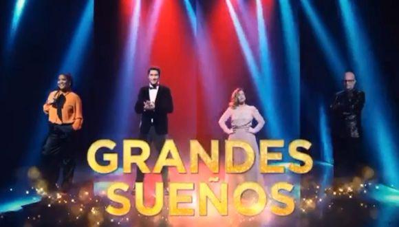 """El presentador de televisión Cristian Rivero anunció el pronto regreso del programa concurso """"Yo Soy"""". (Captura de pantalla / Facebook / Cristian Rivero)."""