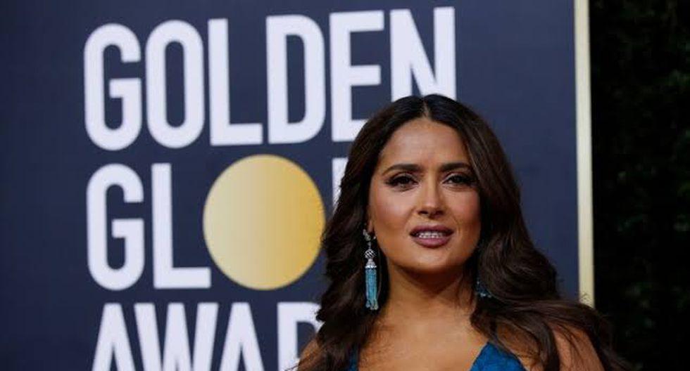La actriz Salma Hayek recordó una de las anécdotas que más la marcaron durante su carrera en el cine (Foto: AP)