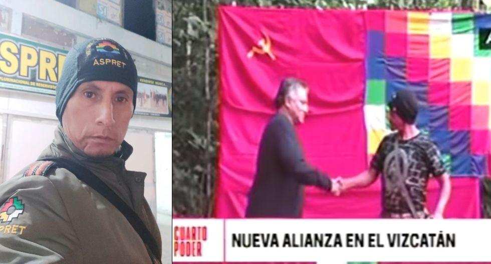Eddy Villarroel Medina fue detenido en el jirón Moquegua, en el Cercado de Lima. (Foto: Facebook / YouTube)
