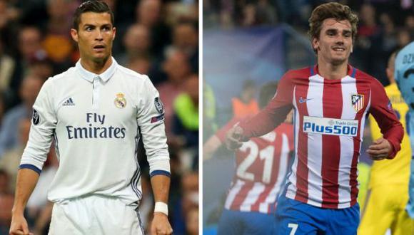 Real Madrid vs. Atlético Madrid: fecha, hora y canal del derbi