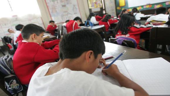 Se debe verificar que el colegio cuente con las autorizaciones sectoriales correspondientes. (Foto: GEC)
