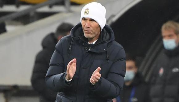 Real Madrid es tercero del Grupo B, por detrás de Mönchengladback y Shakhtar Donetsk. (Foto: AFP)