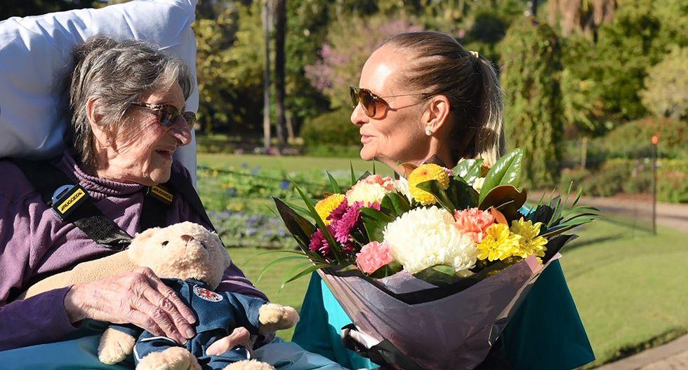 En Australia destinan una ambulancia para cumplir los últimos deseos de pacientes. (Foto: AFP)