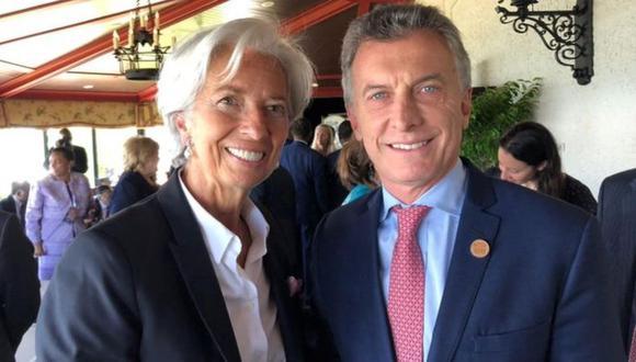 Expectativa por el encuentro entre la directora del Fondo Monetario Internacional, Christina Lagarde, y el presidente Mauricio Macri este viernes en Buenos Aires. (Foto: Reuters)