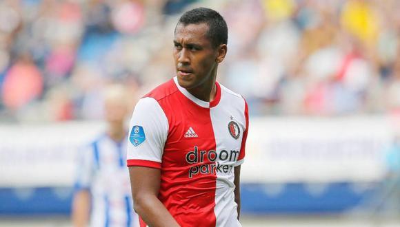 Renato Tapia por ahora continúa entrenando con el Feyenoord. (Foto: AFP)