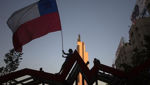 Las protestas contra el gobierno han desestabilizado la economía del país. (Foto: AFP)