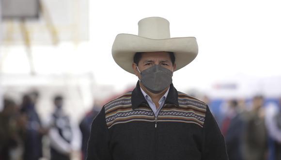 El presidente Castillo también pidió no estigmatizar a los campesinos, agricultores y maestros que reclaman sus derechos. (Foto: GEC/referencial)