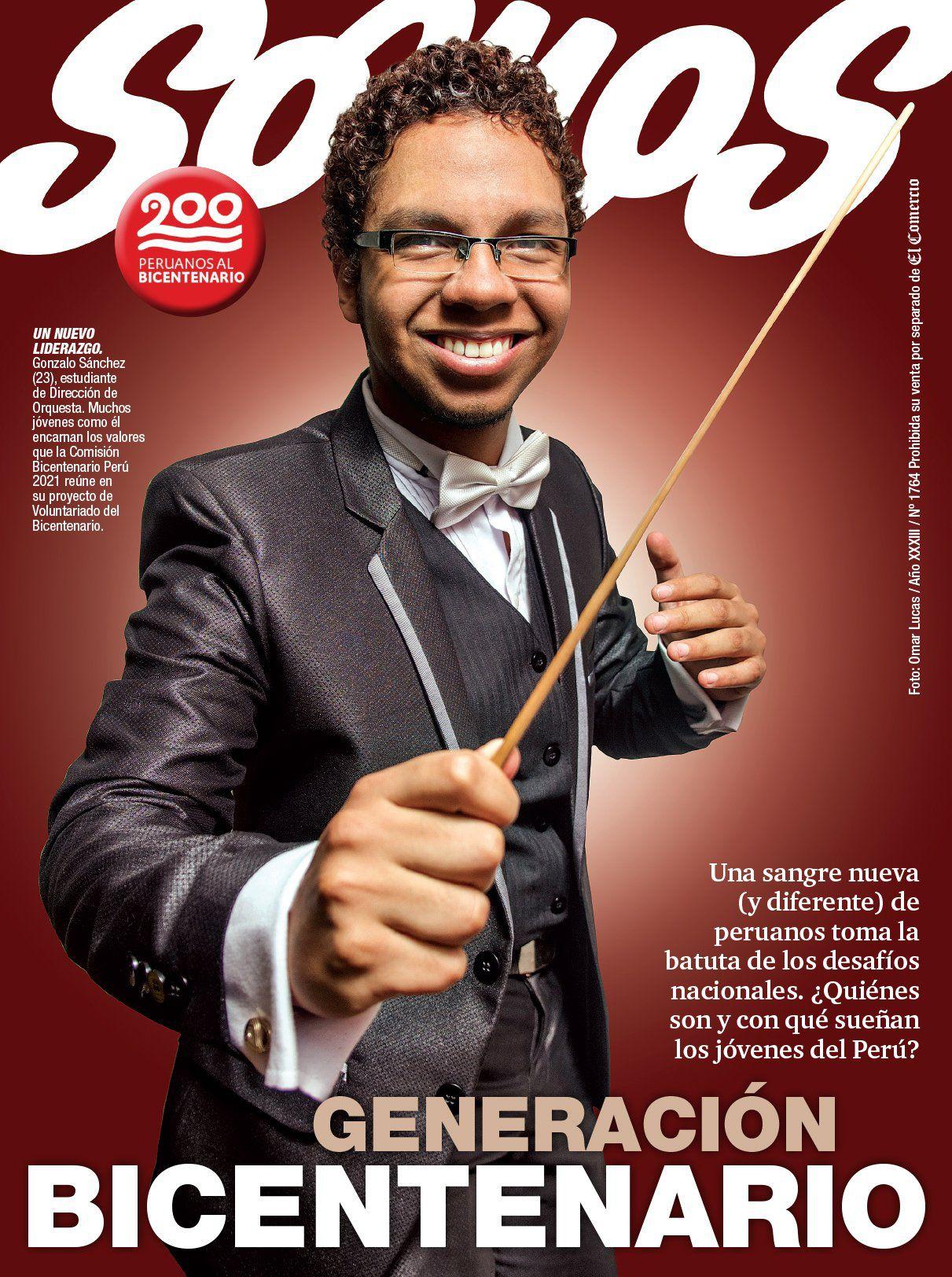 La portada de Somos del 26 de setiembre.