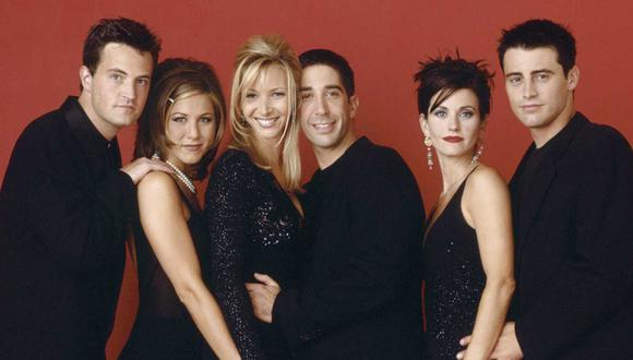 """El estreno del reencuentro de """"Friends"""" tuvo que ser pospuesto debido a la pandemia del COVID-19. (Foto: NBC)"""