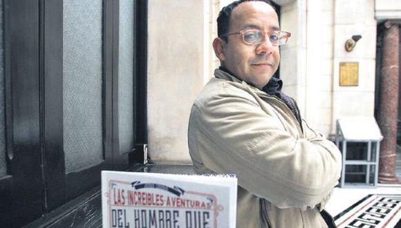 FIL Lima 2015: Jesús Cossio, más allá del bien y el drama