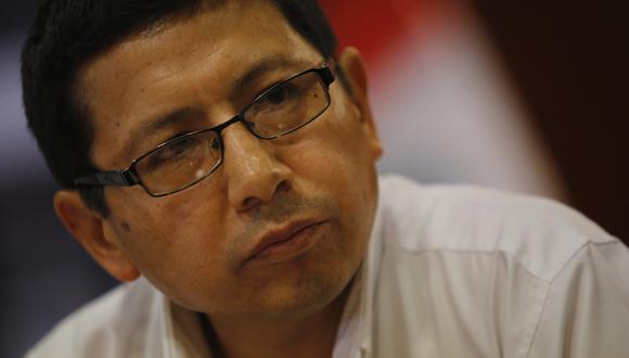 Edmer trujillo regresó a la cartera de Transportes y Comunicaciones el 3 de octubre. (Foto: GEC)