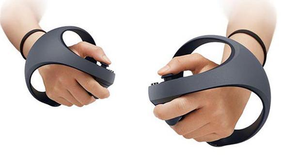 Así con los controles del nuevo PlayStation VR. (Imagen: Sony)