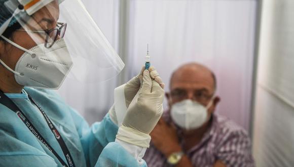 En setiembre del 2020, se iniciaron los ensayos clínicos de la candidata a vacuna contra el COVID-19 de Sinopharm. (Foto: Ernesto Benavides)
