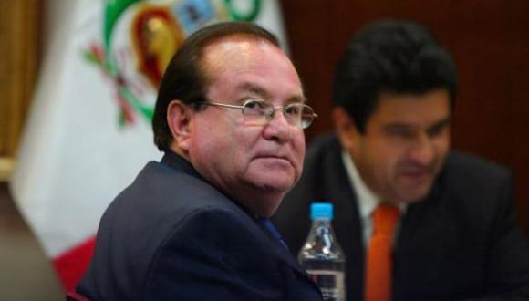 Luis Nava Guibert es investigado además por el delito de colusión y por pertenecer presuntamente a una organización criminal liderada por Alan García. (Foto: GEC)
