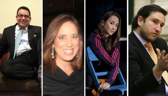 Estos son los 4 jóvenes líderes mundiales en Perú según el WEF