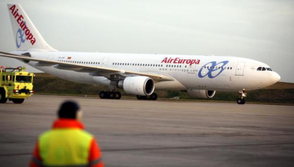 Venezuela: tirotean en Caracas a una tripulación de Air Europa. (EFE).