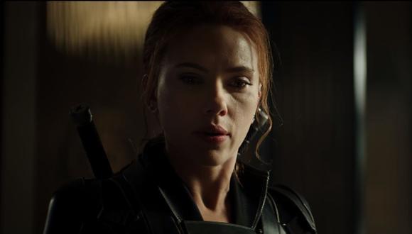 Black Widow y su lado más conmovedor en las nuevas fotografías de su película. (Foto: Captura de video)