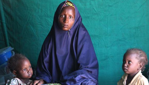 Los nigerianos viven bajo la amenaza constante de los yihadistas de Boko Haram. (AP)