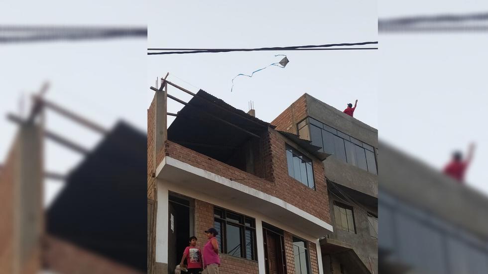 Enel Distribución Perú advierte que volar cometas cerca a redes eléctricas aéreas puede causar interrupciones en el servicio. (Foto: Enel)