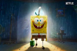 'Bob Esponja: Al rescate' llega en noviembre a Netflix