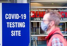 Estados Unidos registra 2.081 muertes y 166.960 nuevos contagios de coronavirus en un día