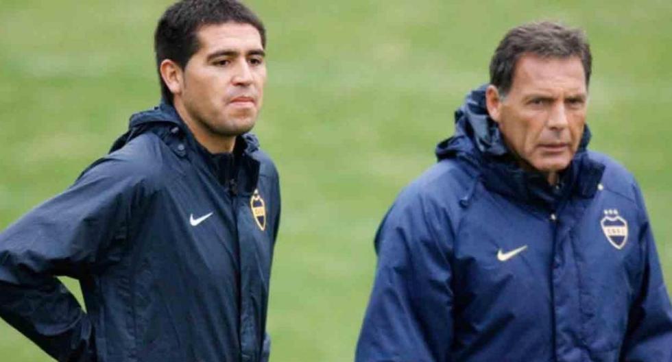 Boca Juniors vs. River Plate: Juan Román Riquelme tuvo reunión clave con el plantel en la previa del superclásico | | DEPORTE-TOTAL | EL COMERCIO PERÚ