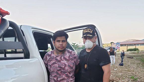 Huánuco. Ricardo López será internado en las próximas horas en el penal de Potracancha. (GEC)