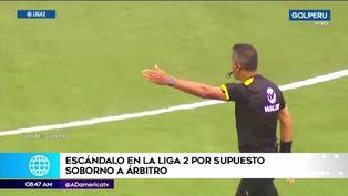 CONAR suspendió a Miguel Santivañez tras denuncia por supuesto soborno