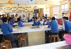 Huánuco: suspenden clases escolares por casos confirmados de coronavirus