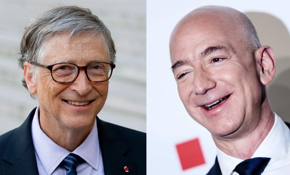 El retorno al liderazgo de Gates se debe al importante incremento de las acciones de Microsoft que subió casi un 48% este año.