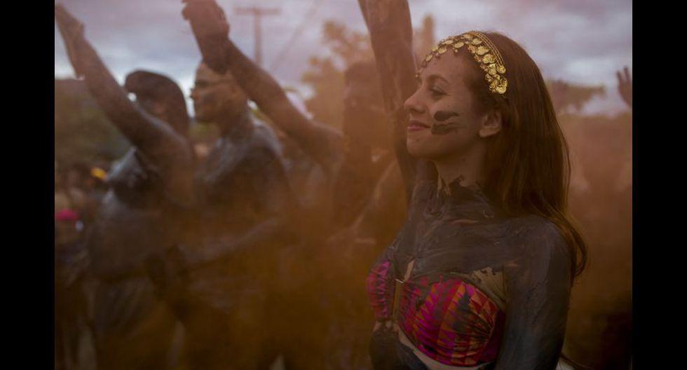 Carnaval de Paraty: entre el lodo y alegría en Brasil [FOTOS] - 9