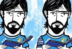 Jorge Cazulo le dice adiós al fútbol: ¿cómo es en su otra faceta de escritor? | PERFIL