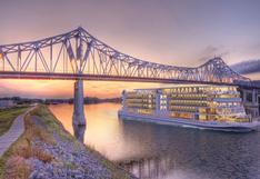 Estados Unidos: Esta compañía de cruceros apuesta por la vía fluvial para su regreso
