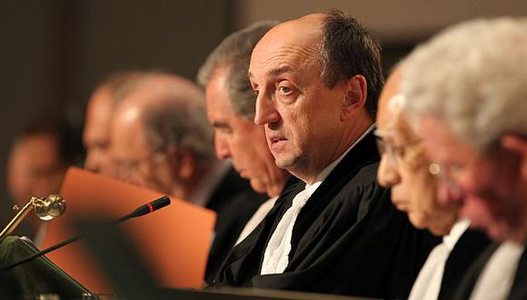 La Corte de La Haya definirá hoy la frontera marítimo entre el Perú y Chile tras seis años de proceso. (Foto: Juan Ponce)