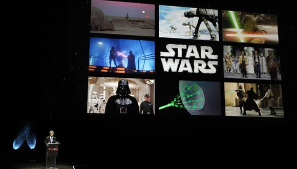 """Comenzó el rodaje del Episodio VII de """"Star Wars"""""""